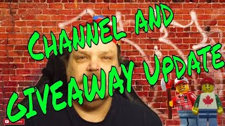 My Youtube Channel and GIVEAWAY Update Feb 20 2018