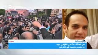 شادي الغزالي حرب: نحن نعيش ثورة مضادة في مصر