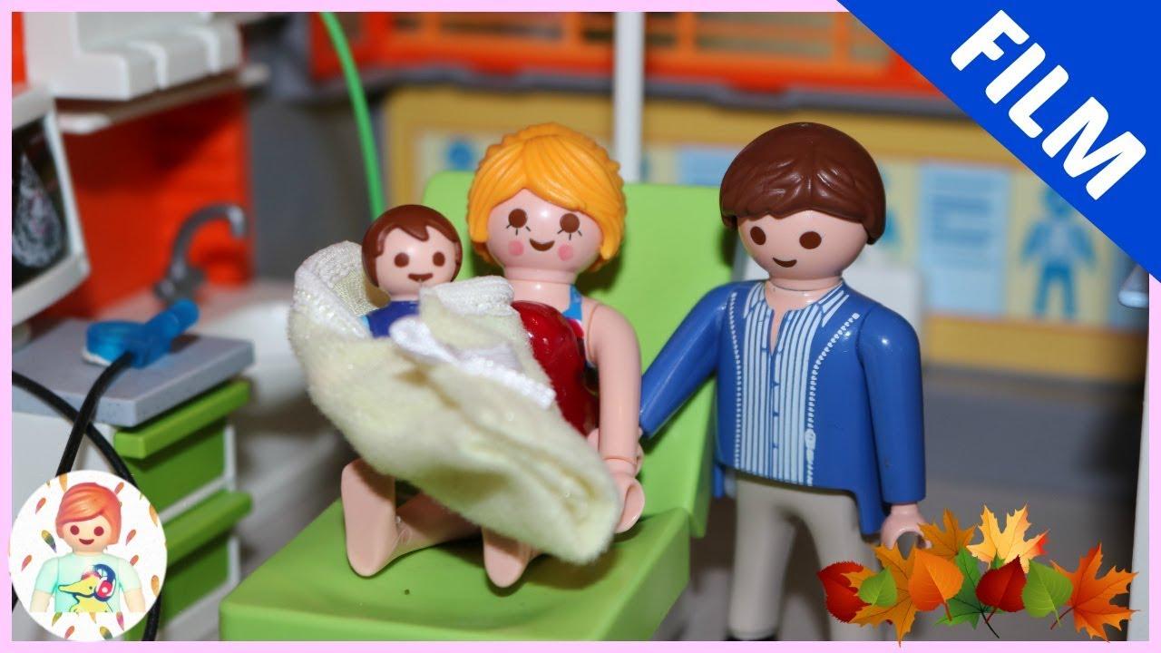 Playmobil Film Deutsch Die Geburt Von Klara Playmogeschichte