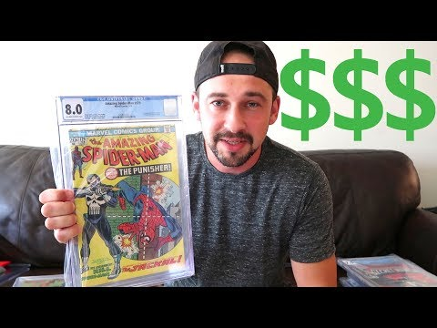 What my Comic Books are Worth!