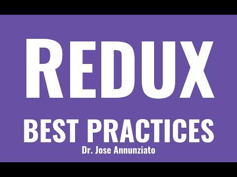 W3 2 6 Redux React Best Practices