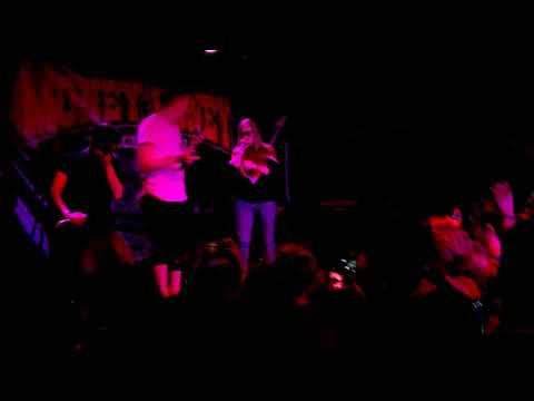 DK inc и Lizzka - Дисс на Атеву Live