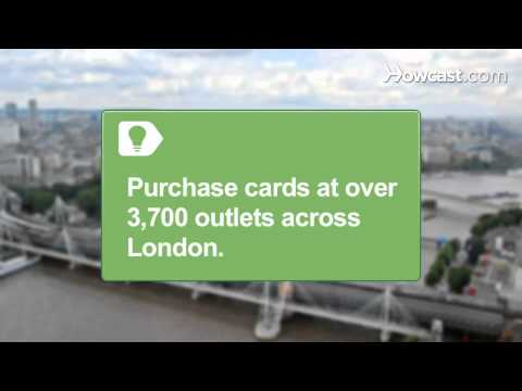 How To Get An Oyster Card