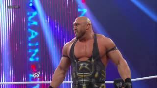 WWE Main Event - Ryback vs. Dolph Ziggler: October 24, 2012