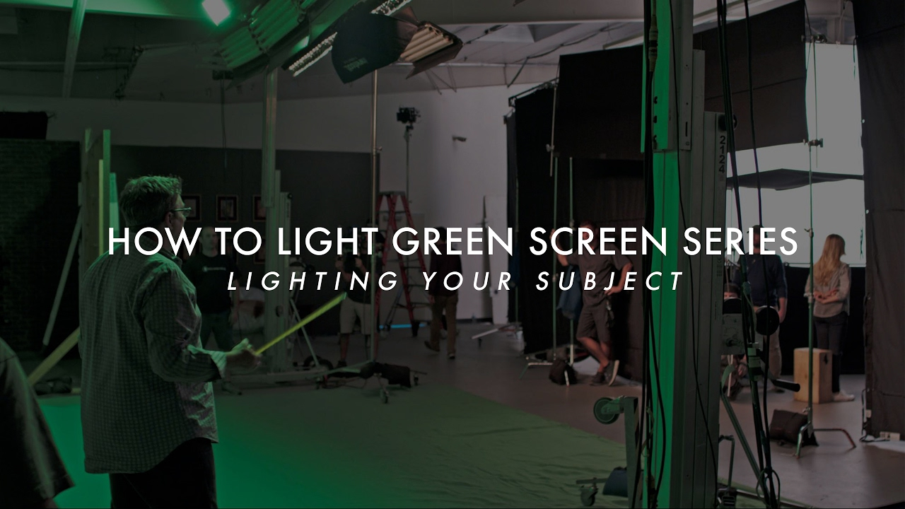 Teaser How To Light Green Screen Lighting Your Subject Click Image For Larger Versionnamediagramjpgviews1317size156 Kbid