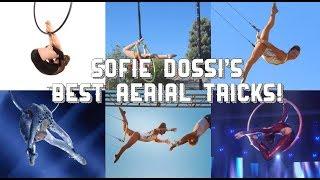 Sofie Dossi's Craziest Aerial Tricks!