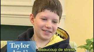 Entrevues TDAH (sous titres en français)