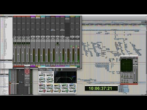 An introduction to surround mixing in Pro Tools