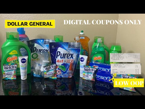 Dollar General Daily Deals  | Low OOP | Digital Coupons  | Easy Deals | Budget Boss Coupons