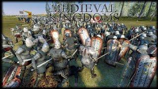A CLASH OF TITANS! Medieval Kingdoms Total War Gameplay (Total War Attila Mod)