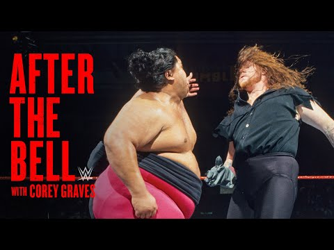 What Yokozuna meant to The Undertaker: WWE After the Bell, June 18, 2020