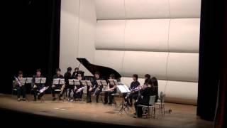 "Trumpet Ensemble""liberta"" 2nd concertより ヴェルディ・メドレー arr...."