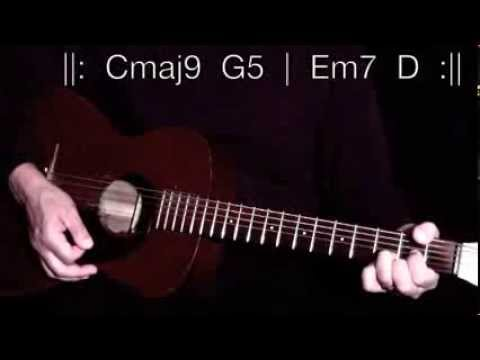 Phillip Phillips - Gone Gone Gone - Guitar Lesson