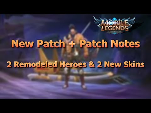 Mobile Legends Patch Review With All Patch Notes