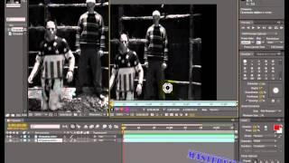 Adobe After Effects 10.Как убрать или заменить объект на видео.