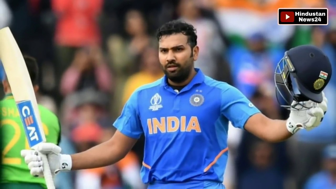 India vs Afghanistan: Rohit Sharma 1st Indian batsman to fall to spin in World Cup 2019