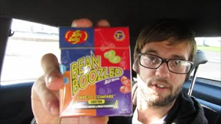 BEAN BOOZLED CHALLENGE Extreme Jelly Bean Challenge With MJVlogs