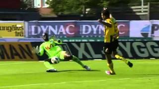 BK Häcken - Djurgårdens IF 2-0 (2011-08-21)