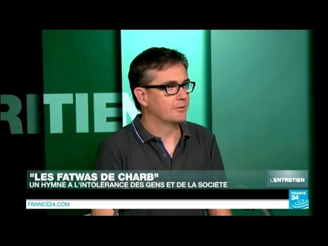 """#JeSuisCharlie - Charb, auteur des """"Fatwas de Charb : Petit traité d'intolérance"""""""