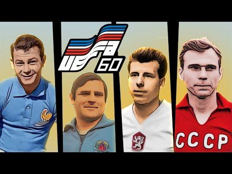 Todos Los Goles De La Eurocopa 1960 - All Goals Euro 1960