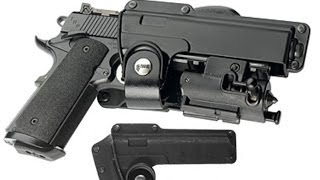 Обзор Fobus 1911 rails tactical holster