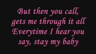 Stay My Baby (Karaoke)
