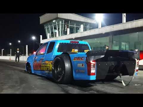 Pro truck ศักดิ์เทอร์โบ 8.355 sec.