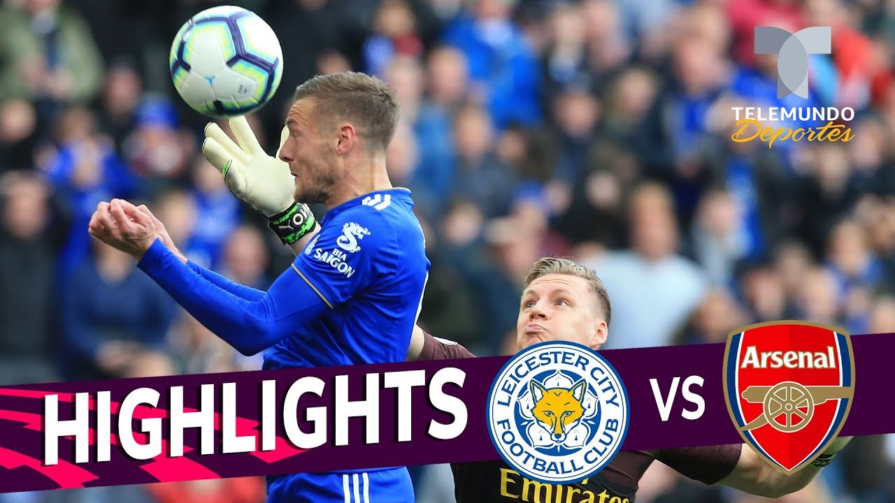 Leicester City Vs Arsenal 3 0 Goals Highlights