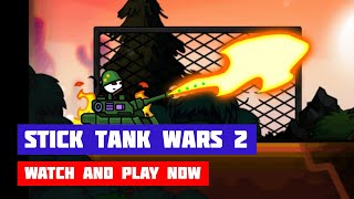 Stick Tank Wars 2 · Game · Gameplay