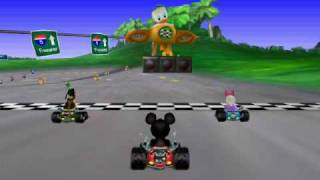 Mickey's Speedway USA (Part 1)