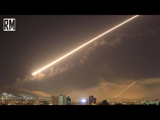 Israel Bombs Syria (Again)