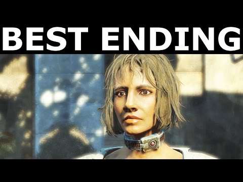 Fallout 4 Nuka World BEST ENDING - Free Nuka World, Destroy All Raider Gangs & Kill Bosses