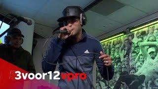 MocroManiac - Rauw - Live at 3voor12 Radio