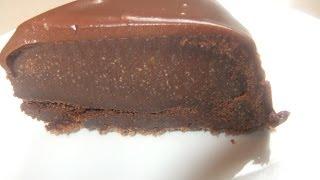 Chocolate And Orange Fudge Cake