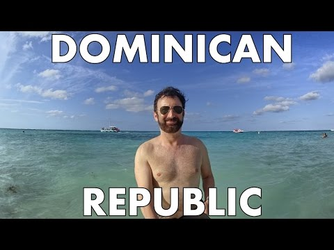 Dominican Republic luxury getaway VLOG 1