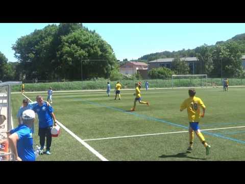 Stuttgarter Kickers  U14 Vs TSV Pfönix Lomersheim U16   1.Halbzeit