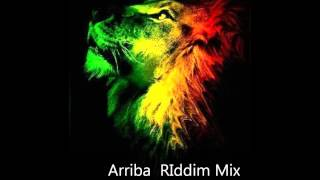 Arriba  RIddim Mix (Jam 2 Records) September 2012 DanceHall Riddim Mix One Riddim