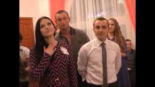 Николаев-тамада и шафер выкуп туфлей невесты..