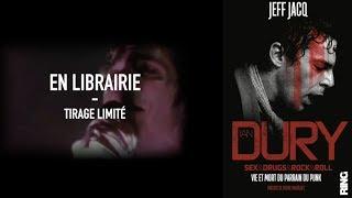 Ian Dury | Sex & Drugs & Rock & Roll | Vie et mort du parrain du punk | Jeff Jacq