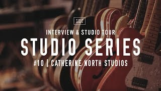 Studio Tours: Catherine North Studios - (How to build a home studio in 2019)