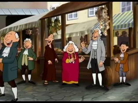Маленький моцарт википедия мультфильм