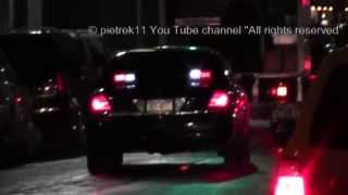 Angry undercover police car responding NYPD Ford Crown Victoria 2 HD ©