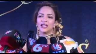 Manchu Lakshmi Actress