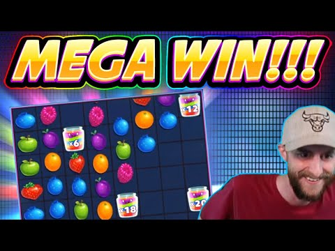 MEGA WIN! Jammin Jars Big Win - Casino Games From Casinodaddy Live Stream