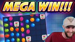 MEGA WIN! Jammin jars Big win - Casino games from Casinodaddy Live Stream