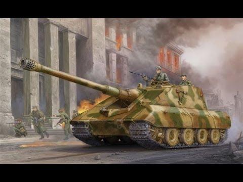 jagdpanzer e 100 war thunder