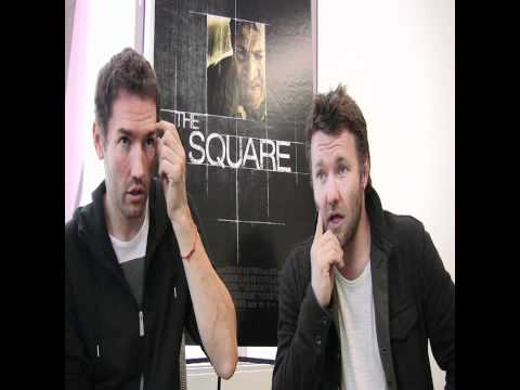 The Square  Exclusive: Nash Edgerton and Joel Edgerton