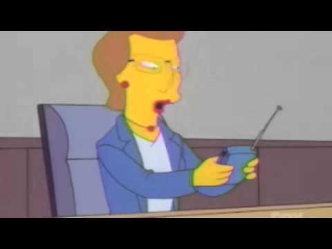 The Simpsons - Squiggy (S14Ep05)