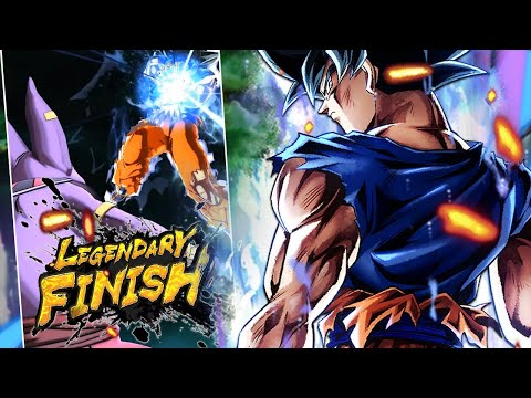 "Ultra Instinct Goku's Legendary Finish lässt alle ""ragequitten""😂 Dragon Ball Legends"