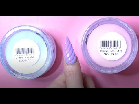 Quick Tutorial: Unicorn Nail With Tammy Le